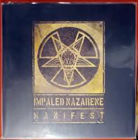 Impaled Nazarene – Manifest (CD, uusi)