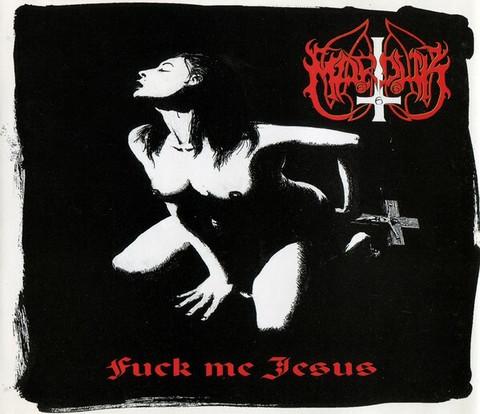 Marduk – Fuck Me Jesus (CD, new)