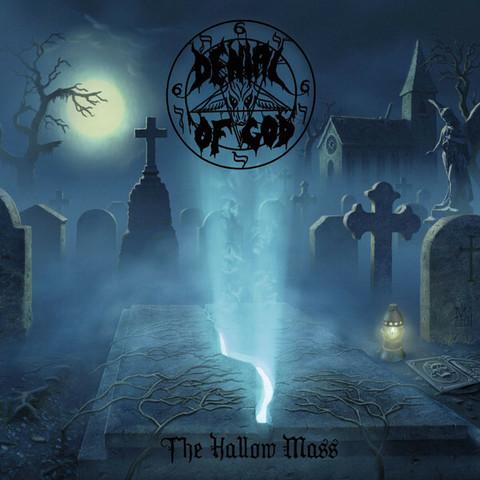Denial Of God – The Hallow Mass (LP, new)
