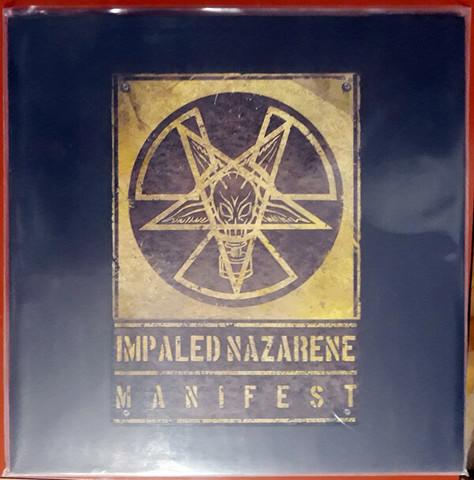 Impaled Nazarene – Manifest (LP, uusi)