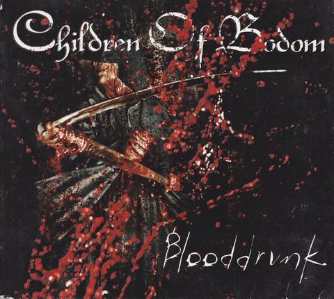 Children Of Bodom – Blooddrunk CD + DVD (used)