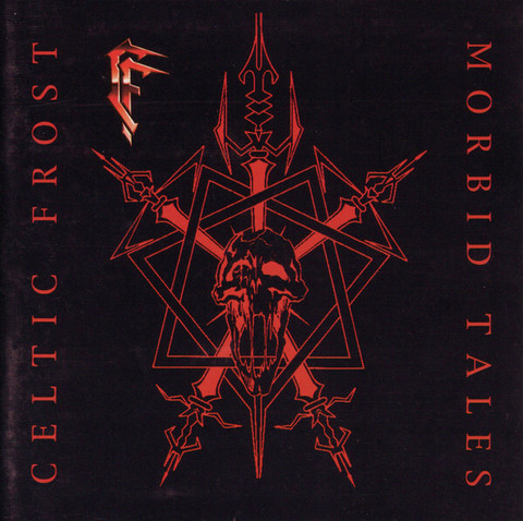 Celtic Frost – Morbid Tales CD (used)