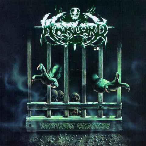 Warlord U.K. – Maximum Carnage CD (used)