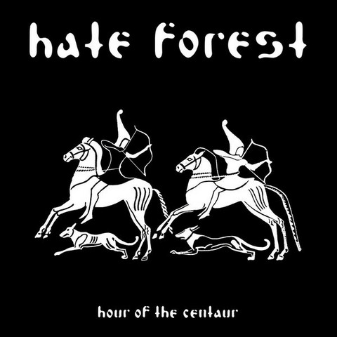 Hate Forest – Hour Of The Centaur (LP, uusi)