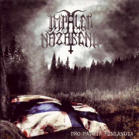 Impaled Nazarene – Pro Patria Finlandia (CD, used)
