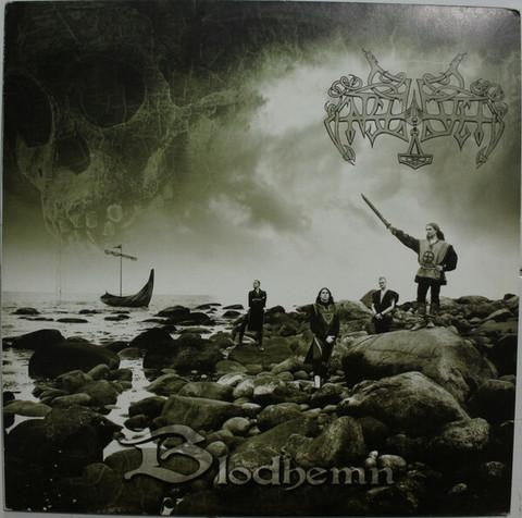 Enslaved – Blodhemn (CD, used)