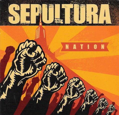 Sepultura – Nation (CD, used)
