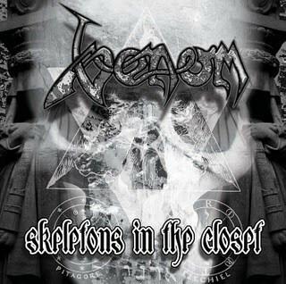 Venom  – Skeletons In The Closet (Cd, used)