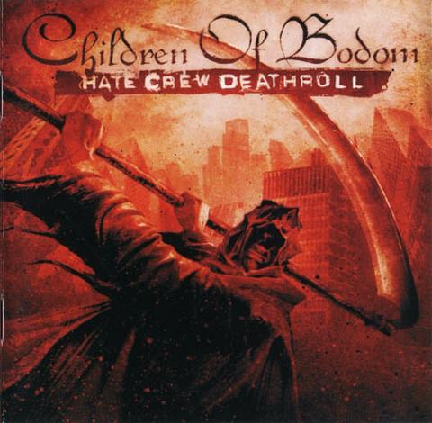 Children Of Bodom – Hate Crew Deathroll (CD, used)