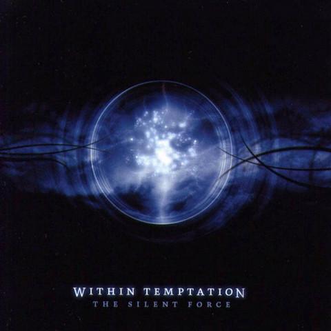 Within Temptation – The Silent Force (CD, käytetty)