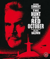 Punaisen Lokakuun Metsästys (DVD, käytetty)