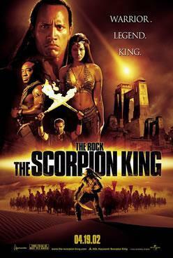 Skorpionikuningas (DVD, used)
