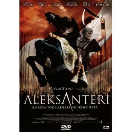 Aleksanteri (DVD, used)