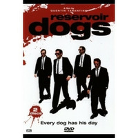 Reservoir Dogs (DVD, käytetty)