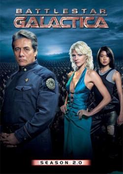 Battlestar Galactica (season 2) DVD, käytetty