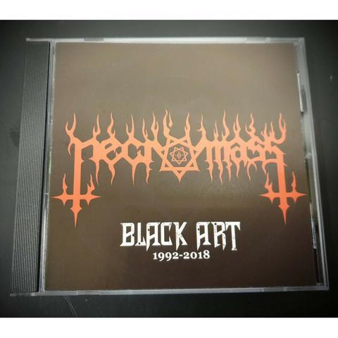 Necromass – Black Art 1992-2018 (CD, new)