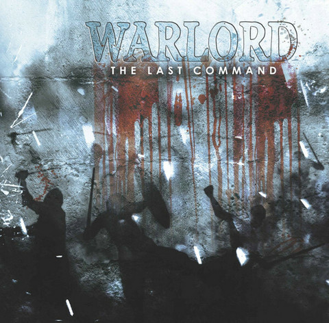 Warlord – The Last Command (CD, uusi)