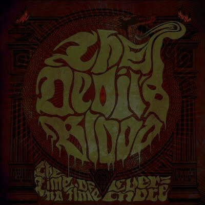 The Devil's Blood – The Time Of No Time Evermore (CD, käytetty)