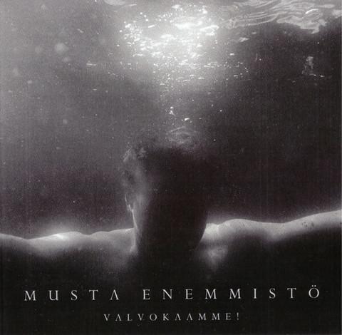 Musta Enemmistö – Valvokaamme! (CD, uusi)