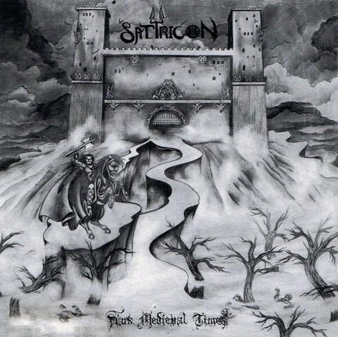 Satyricon – Dark Medieval Times (CD, uusi)