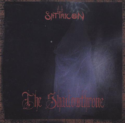 Satyricon – The Shadowthrone (CD, uusi)