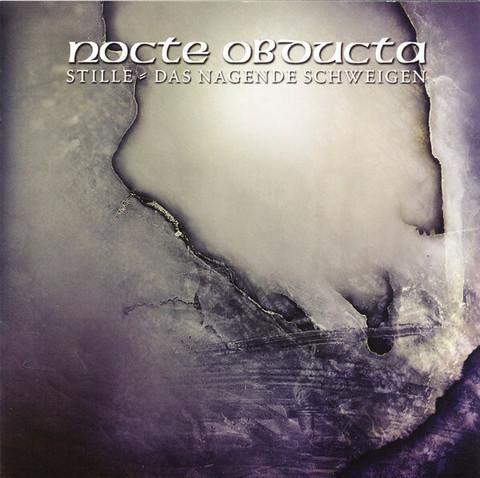 Nocte Obducta – Stille - Das Nagende Schweigen (CD, new)