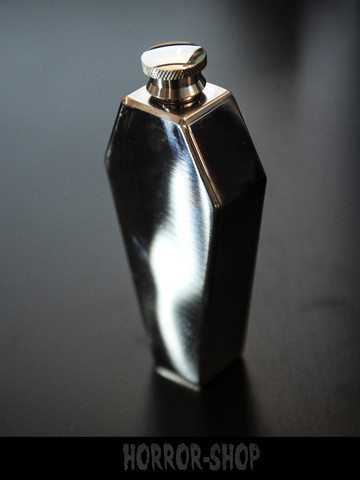 Coffin bottle, small