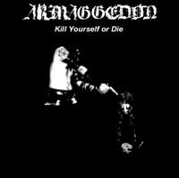 Armaggedon  – Kill Yourself Or Die (LP, new)