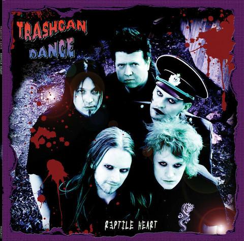 Trashcan Dance – Reptile Heart