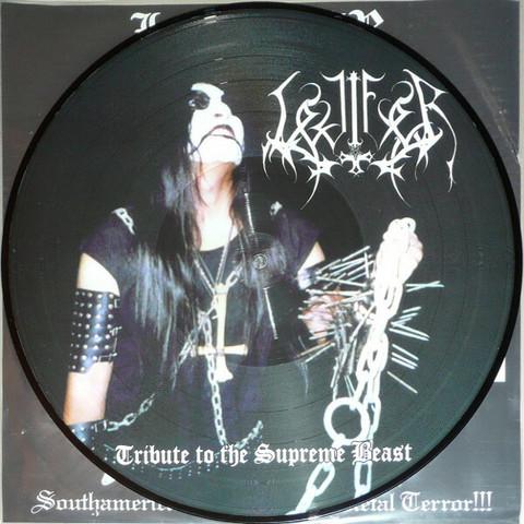 Levifer  – Tribute To The Supreme Beast  (LP, uusi)