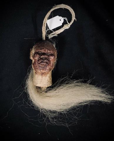 Shrunken head #2