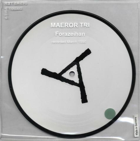 Maeror Tri / Crawl Unit – Forazeihan / Broken Books And Wings
