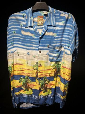 Hawaii shirt #5 SIZE M