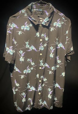 Hawaii shirt #21 SIZE M