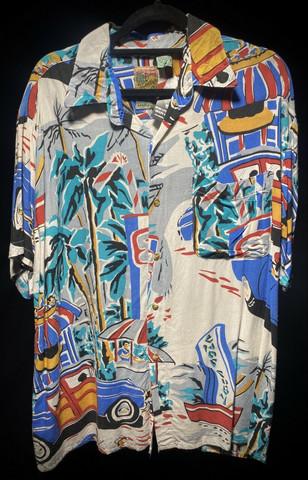 Hawaii shirt #31 SIZE M
