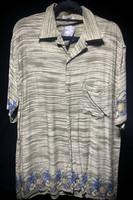 Hawaii shirt #32 SIZE L