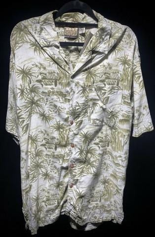 Hawaii shirt #33 SIZE M