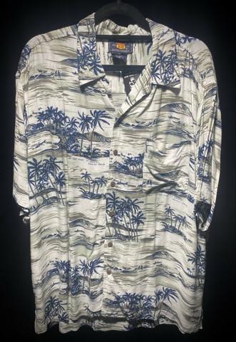 Hawaii shirt #38 SIZE L