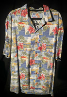 Hawaii shirt #40 SIZE L