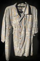 Hawaii shirt #41 SIZE L