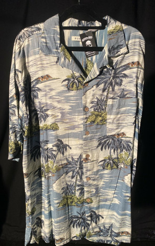 Hawaii shirt #42 SIZE L
