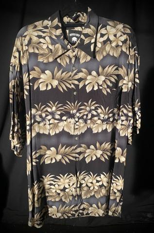 Hawaii shirt #43 SIZE L