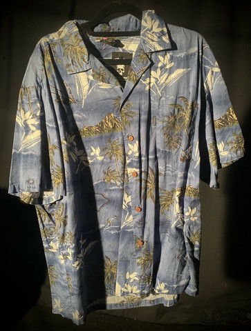 Hawaii shirt #46 SIZE L