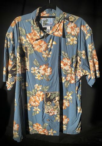 Hawaiji -paita #47 KOKO L
