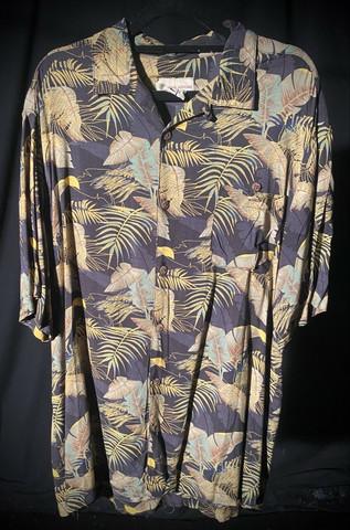 Hawaii shirt #51 SIZE L