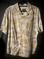 Hawaii shirt #52 SIZE L