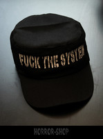 Fuck the system -army cap