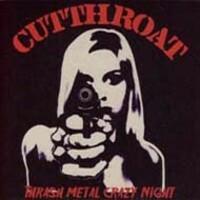 Cutthroat : Thrash metal crazy night 7