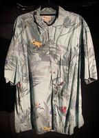 Hawaii shirt #57 SIZE L