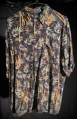 Hawaii shirt #58 SIZE L